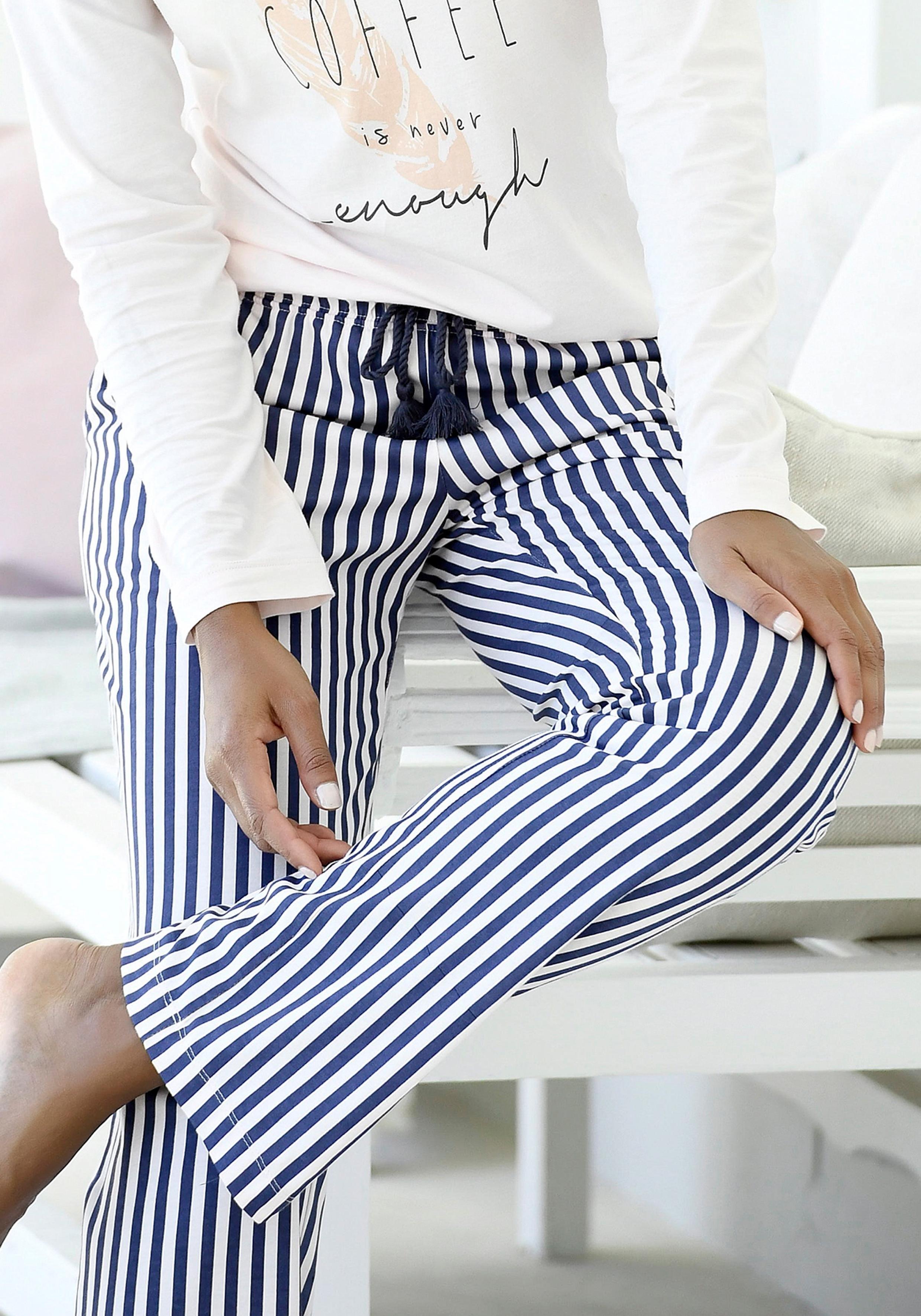 LASCANA lange broek met smalle pijpen bestellen: 14 dagen bedenktijd
