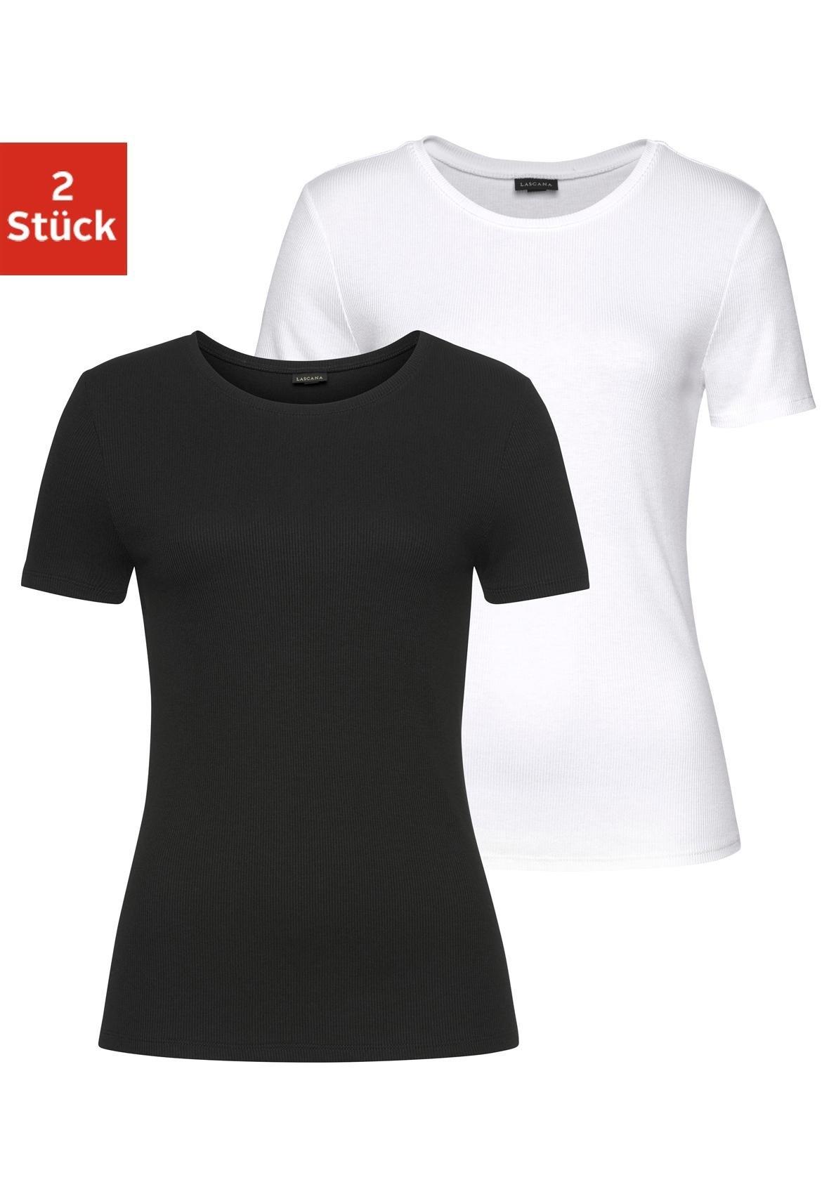 LASCANA T-shirt in de webshop van Lascana kopen