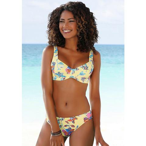 Sunseeker bikinibroekje Jam met all-over print