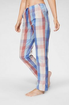 schiesser pyjamabroek multicolor
