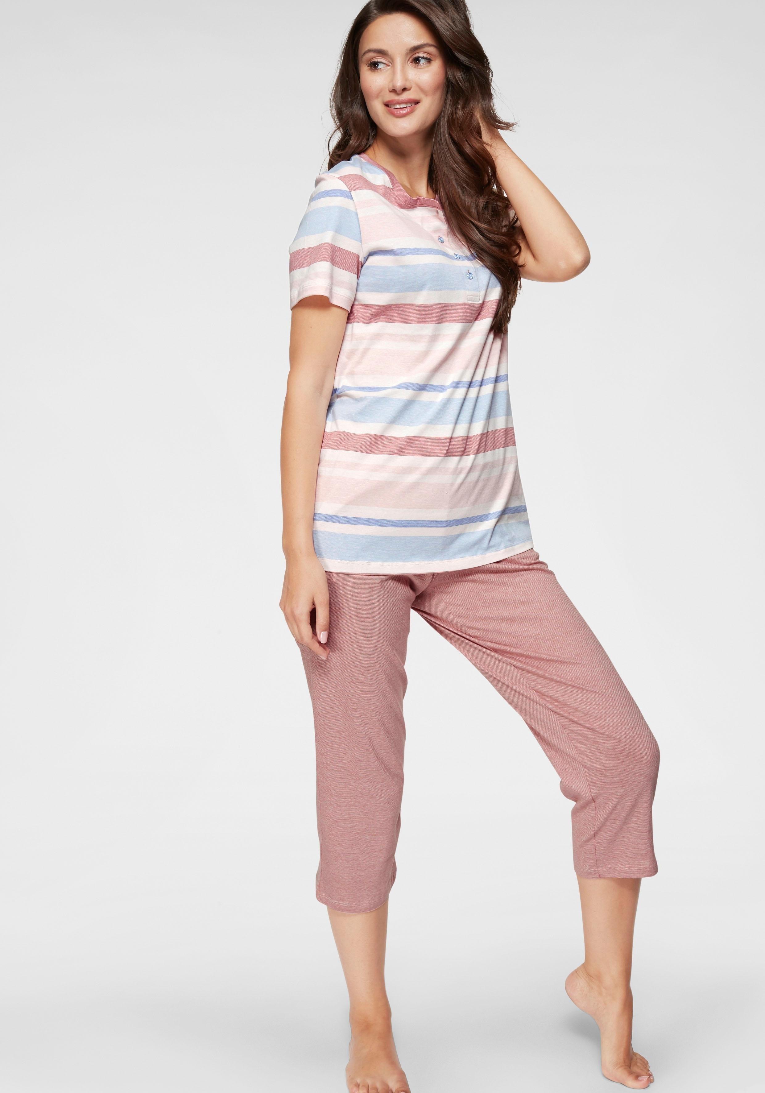 Schiesser capri-pyjama - verschillende betaalmethodes