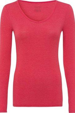 schiesser hemd (per stuk) rood