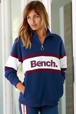 bench. sweatshirt blauw