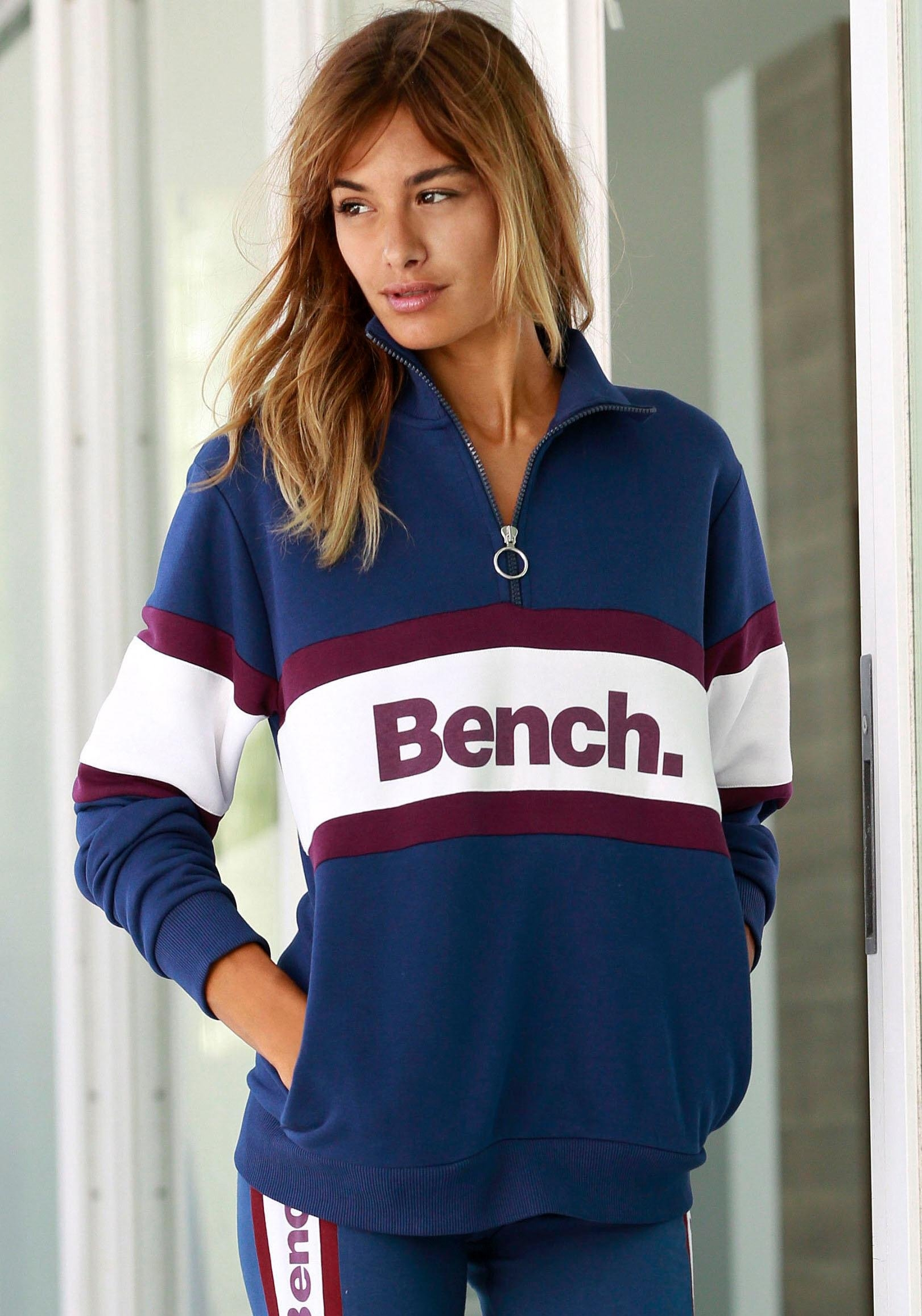 Bench. sweatshirt goedkoop op lascana.nl kopen