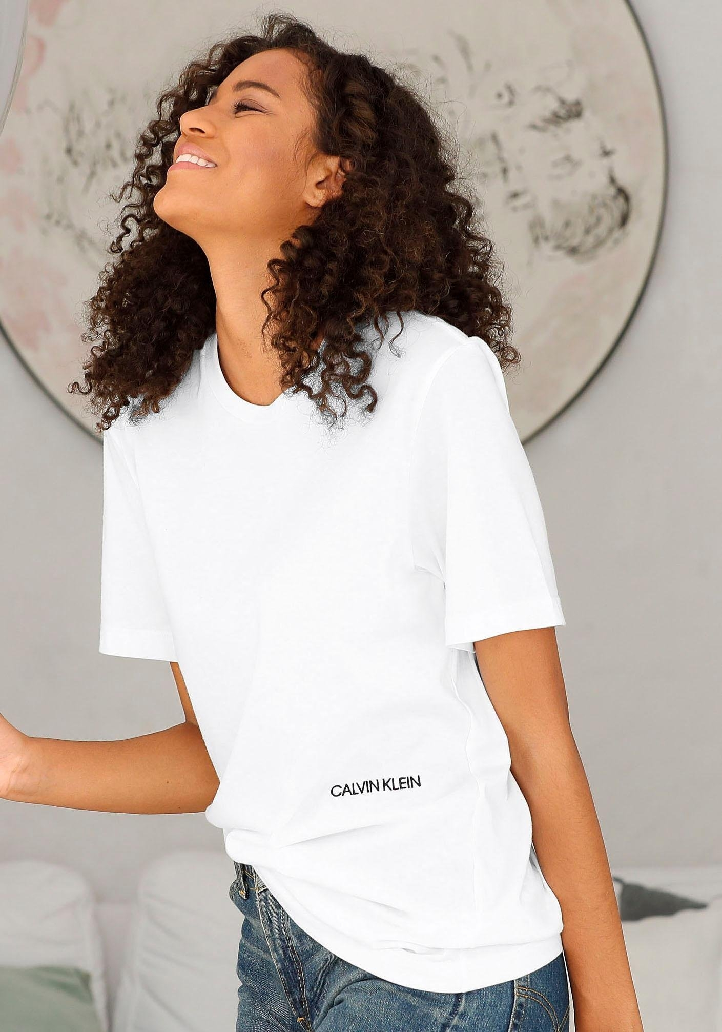 Calvin Klein T-Shirt bestellen: 30 dagen bedenktijd