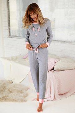 vivance dreams pyjama grijs