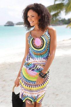 beachtime strandjurk multicolor