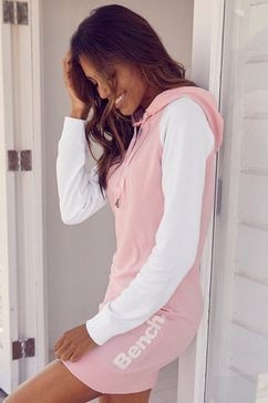 bench. sweatjurk »bench sweatdress« roze