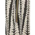 lascana jumpsuit met ritssluiting bij de hals zwart