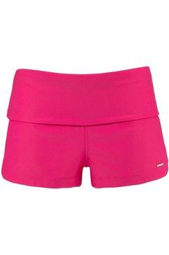 chiemsee zwemshort in neonkleuren roze