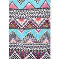s.oliver beachwear shirt met ronde hals multicolor
