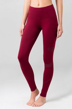 lascana-legging rood