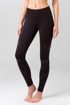 lascana-legging zwart