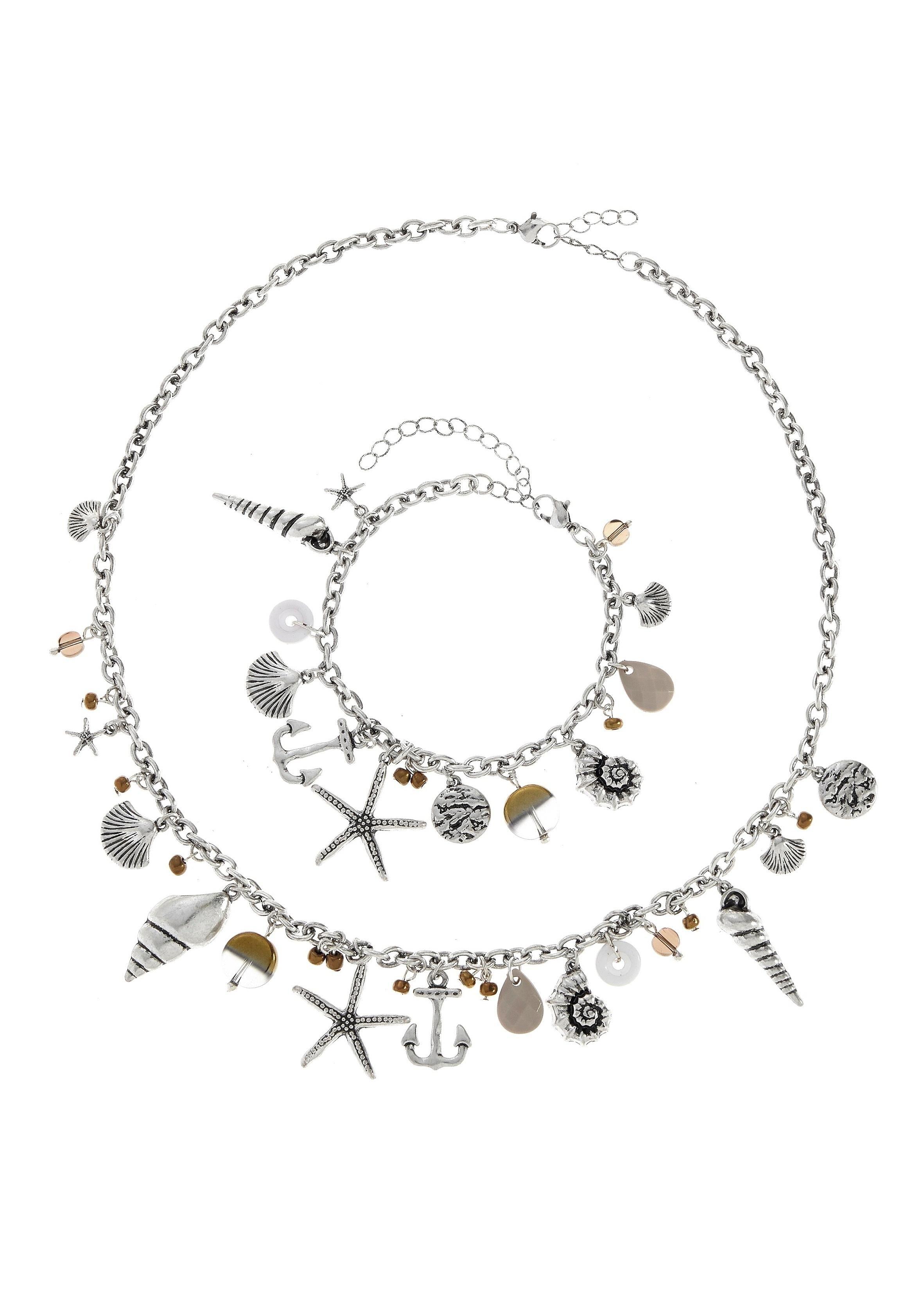 LASCANA kettingen en armband set in de webshop van Lascana kopen