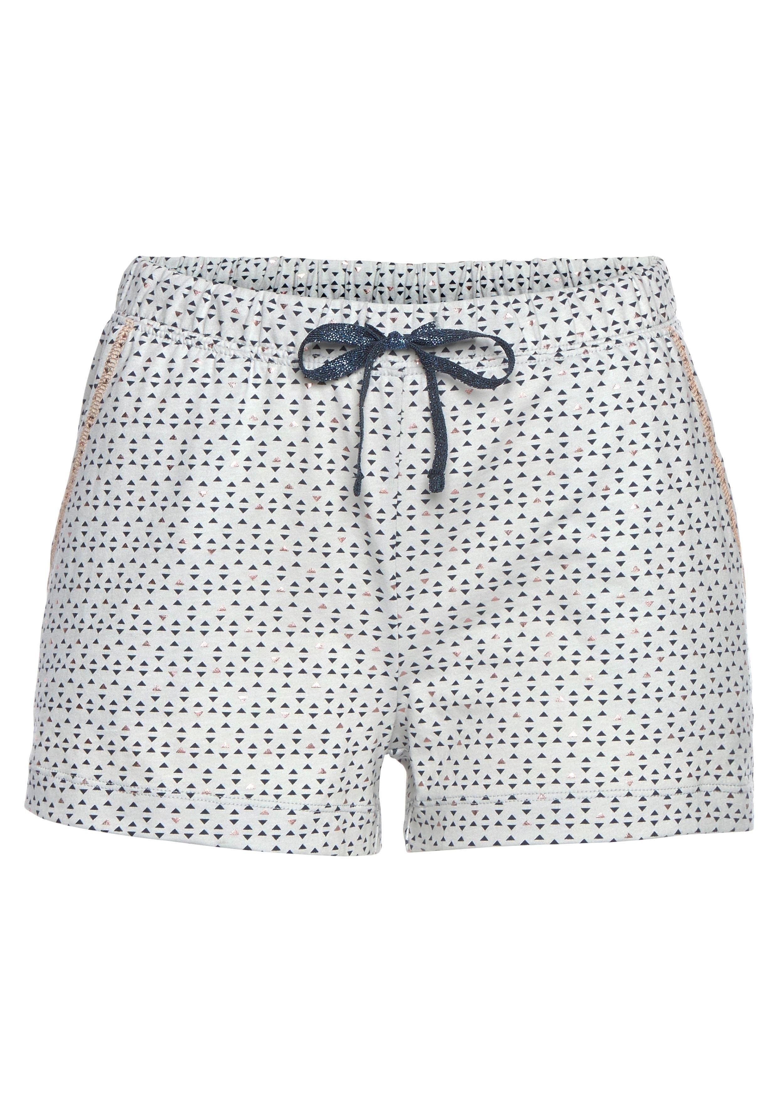 Vivance Collection Vivance Dreams pyjamashort goedkoop op lascana.nl kopen