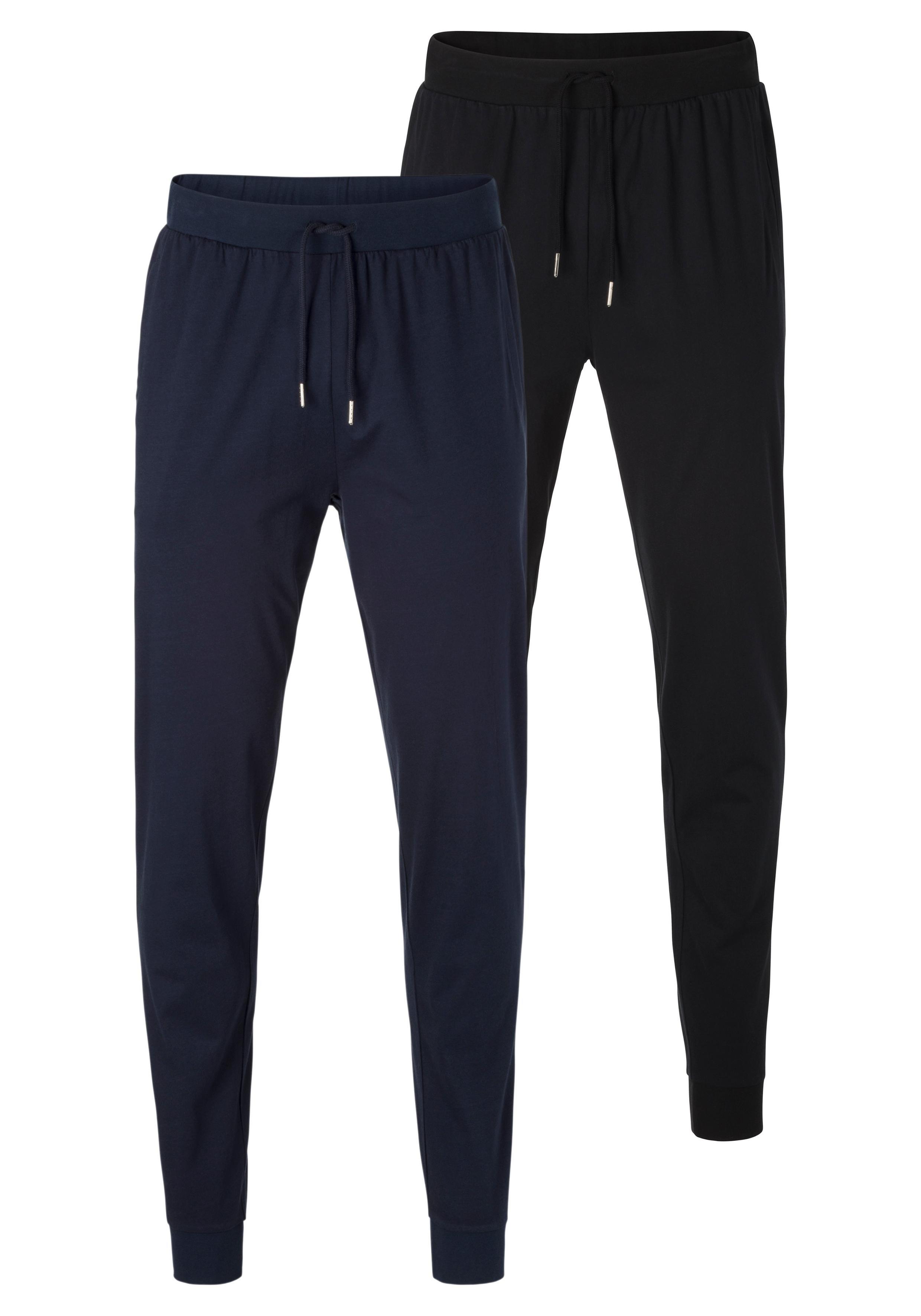 AUTHENTIC UNDERWEAR pyjamabroek (set van 2) online kopen op lascana.nl