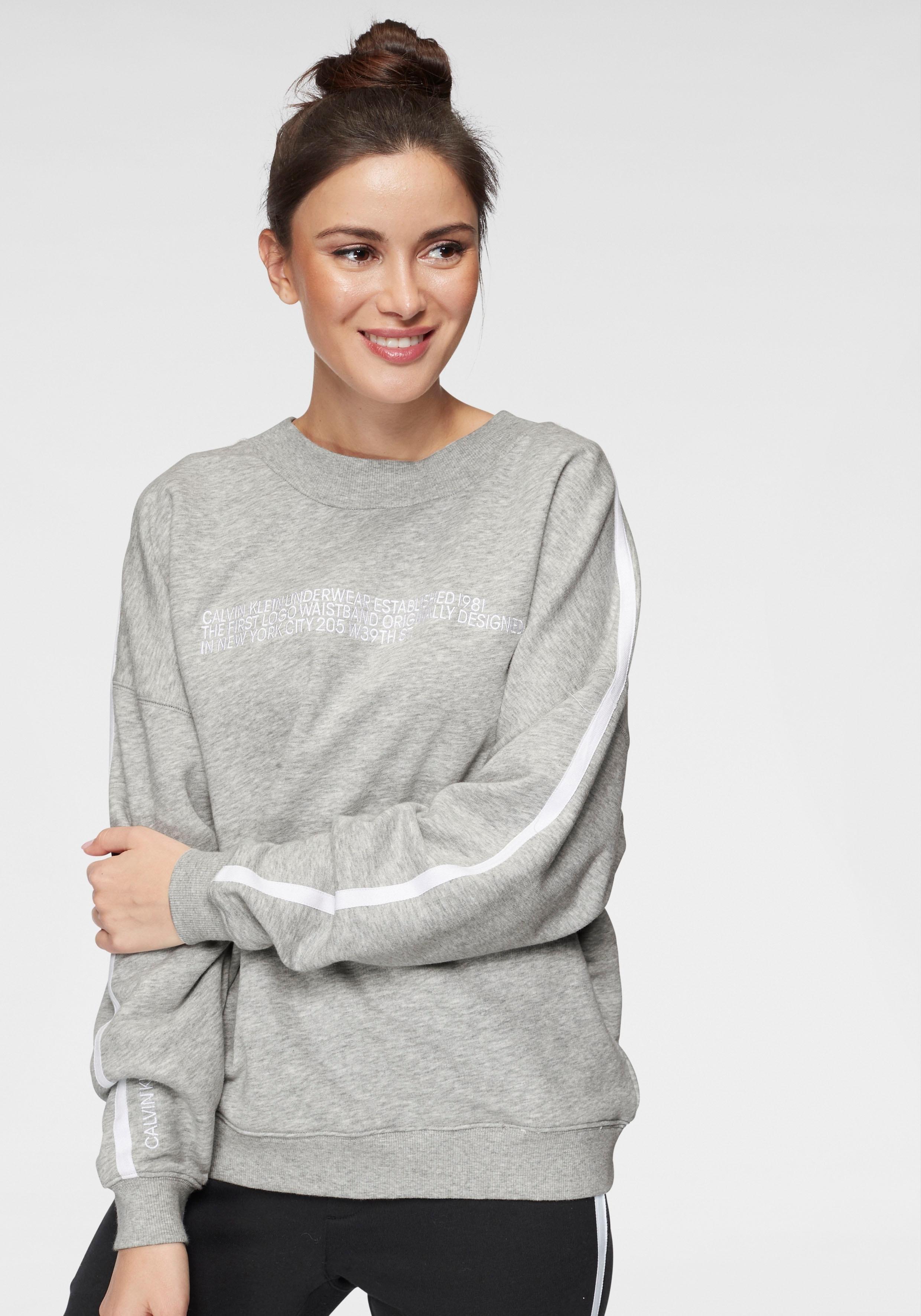 Op zoek naar een Calvin Klein sweatshirt? Koop online bij Lascana