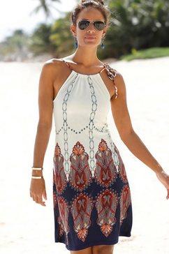 beachtime strandjurk wit