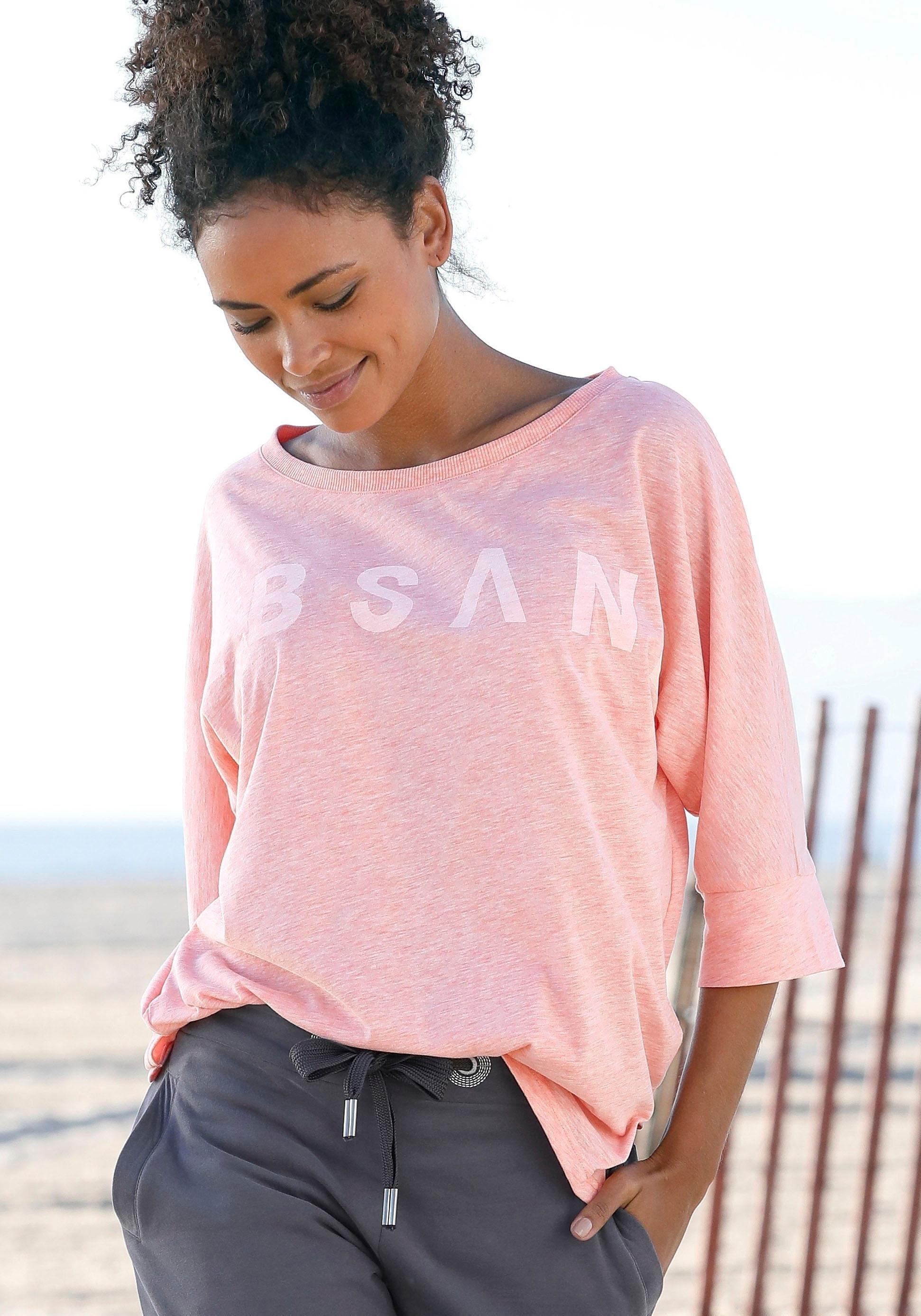 Elbsand strandshirt »Iduna« - gratis ruilen op lascana.nl