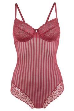 s.oliver bodywear body rood