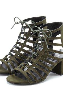 lascana sandaaltjes groen