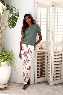 vivance dreams pyjama groen