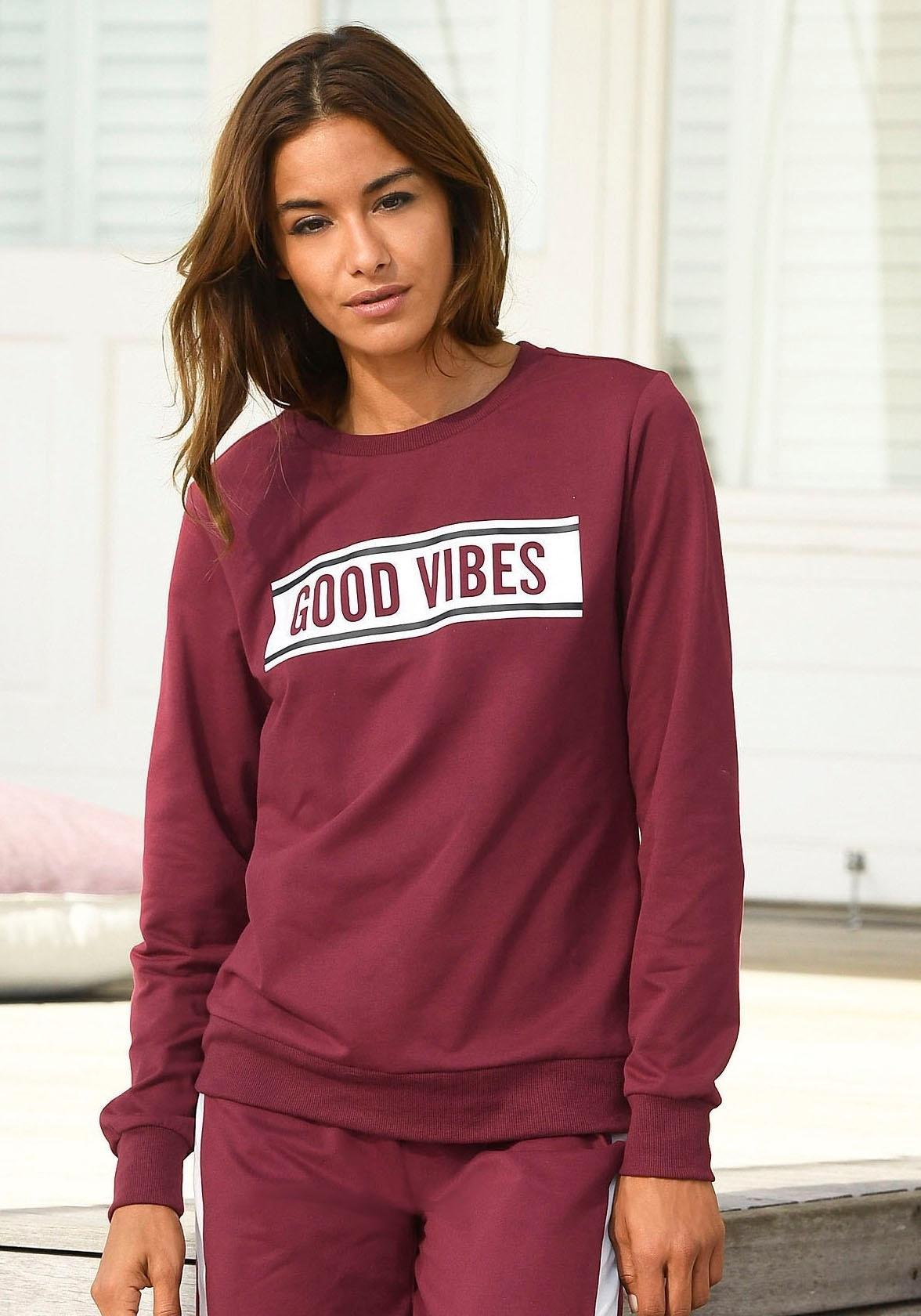 Op zoek naar een S.oliver Bodywear s.Oliver RED LABEL Bodywear sweatshirt? Koop online bij Lascana