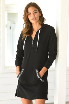 s.oliver bodywear sweatjurk zwart