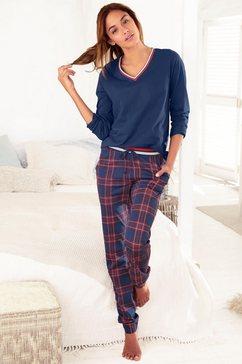 snoopy pyjama blauw