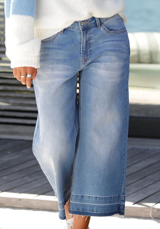 Buffalo culotte jeans nu online bestellen