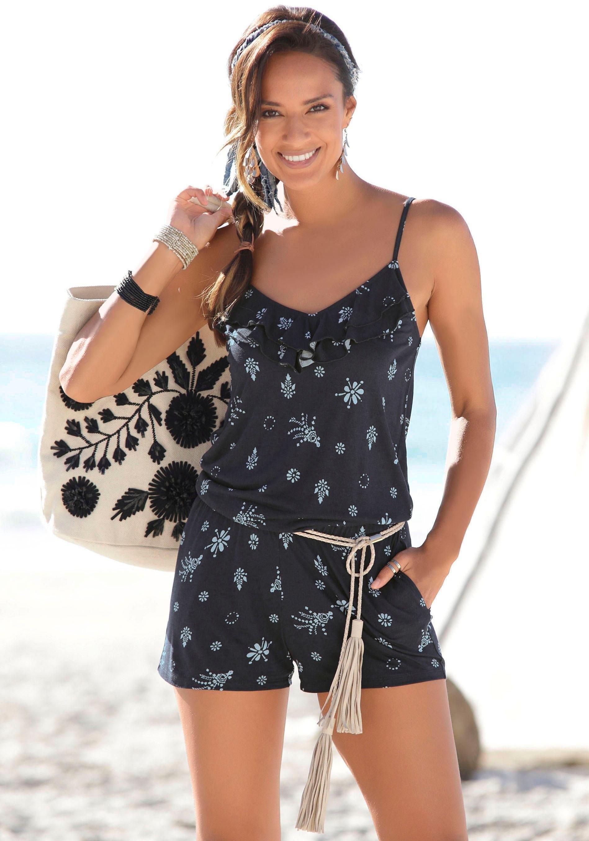 s.Oliver Beachwear jumpsuit bestellen: 30 dagen bedenktijd