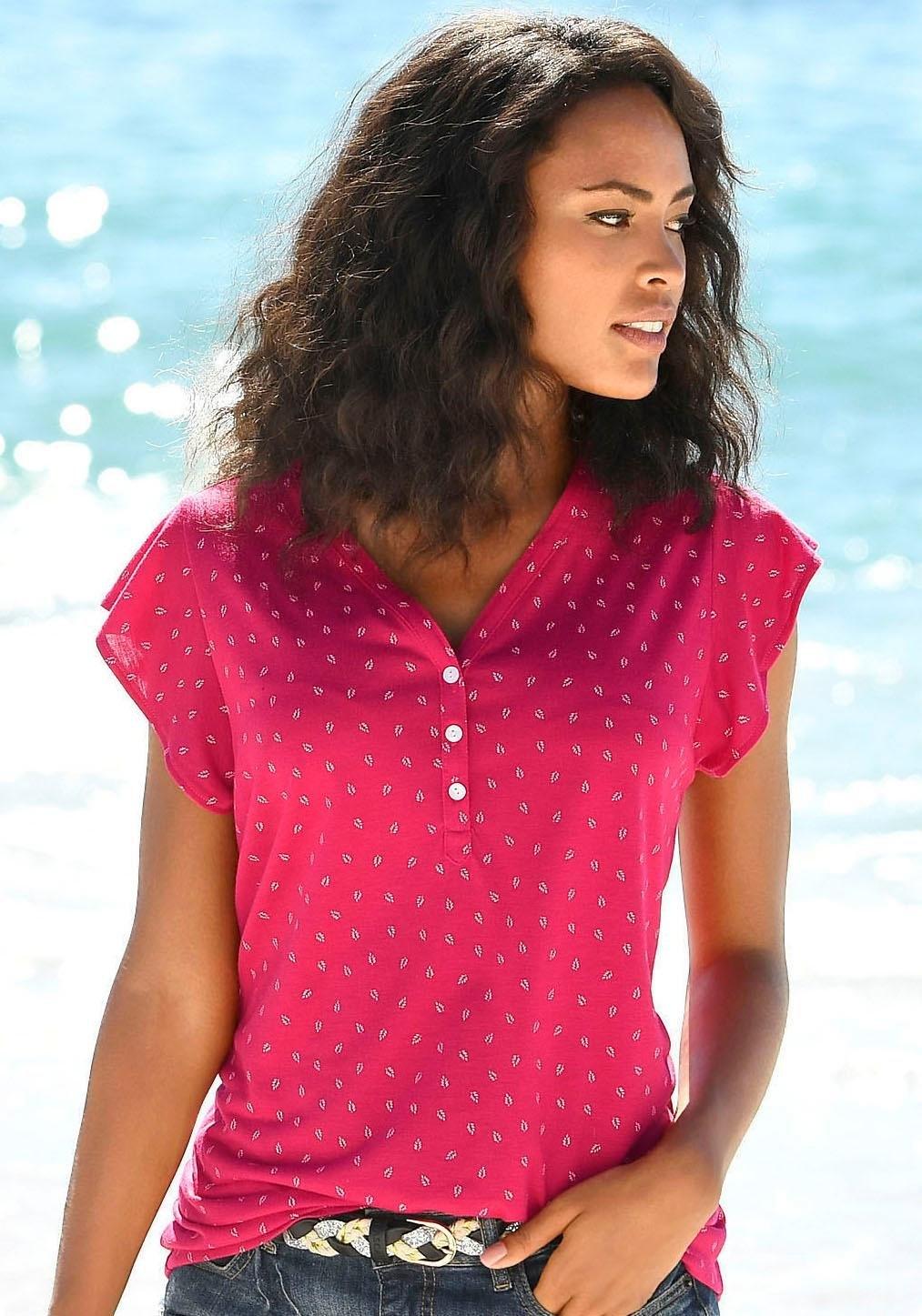 LASCANA shirttop voordelig en veilig online kopen