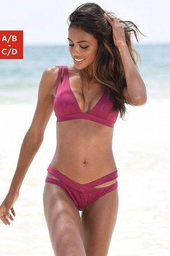 venice beach triangelbikini rood