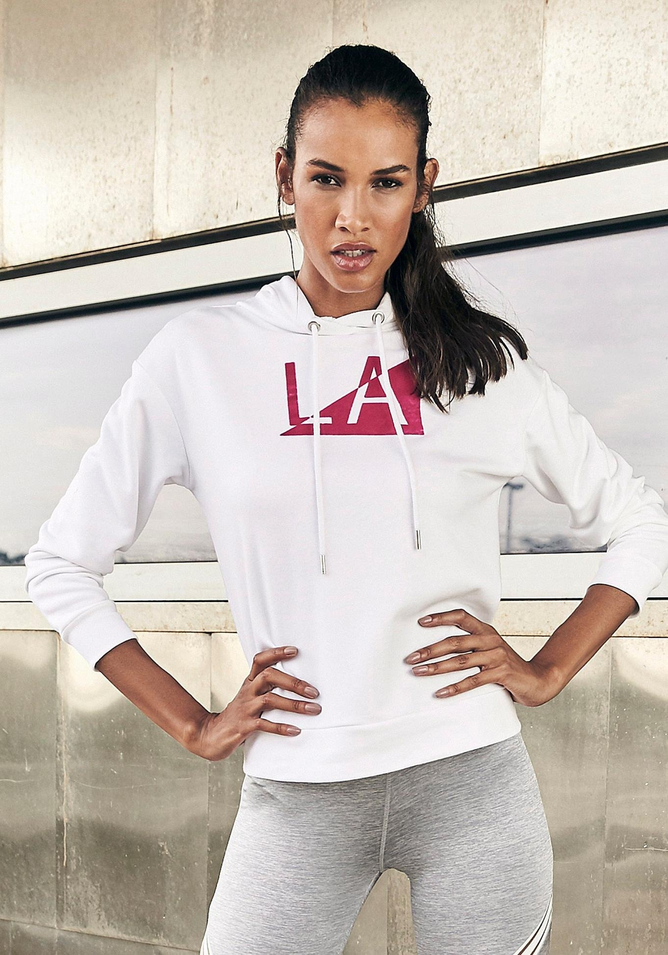 LASCANA active by LASCANA hoodie »Galaxy« nu online bestellen