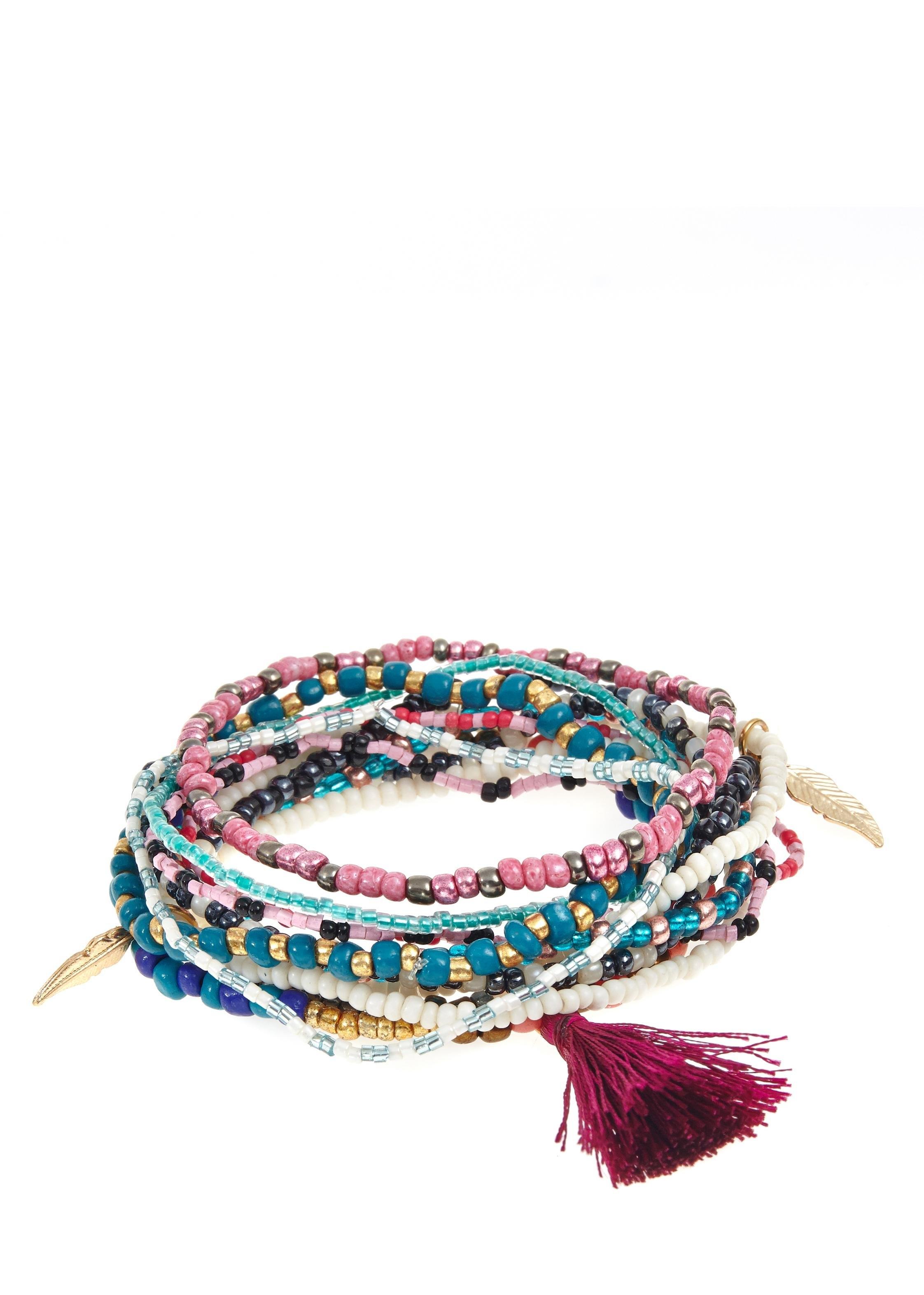 LASCANA armbandenset (12-delig) goedkoop op lascana.nl kopen