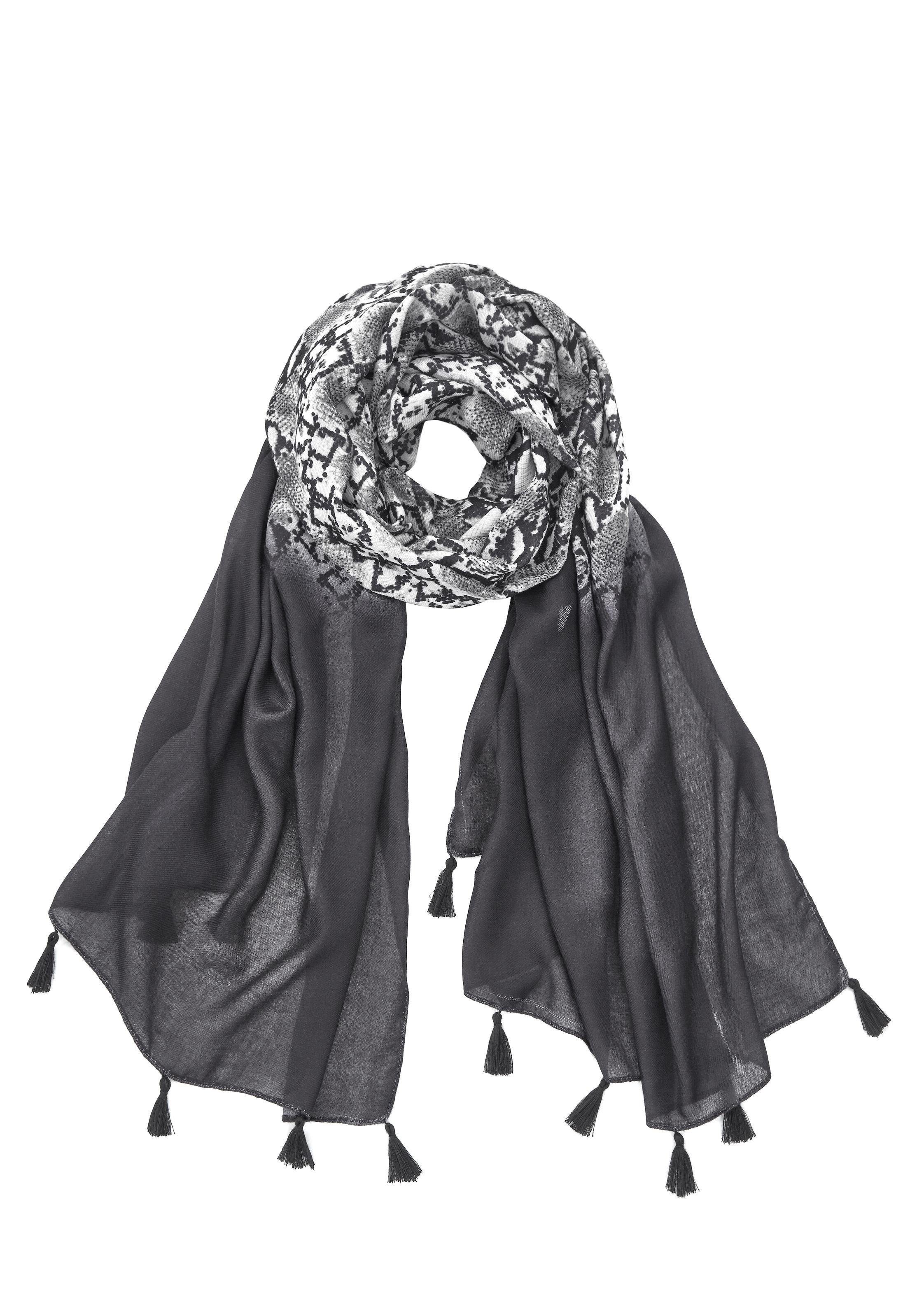 Lascana sjaal - gratis ruilen op lascana.nl