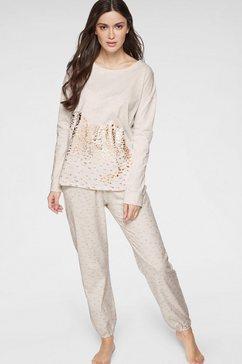triumph pyjama beige