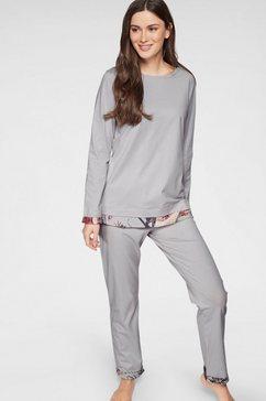 triumph pyjama grijs
