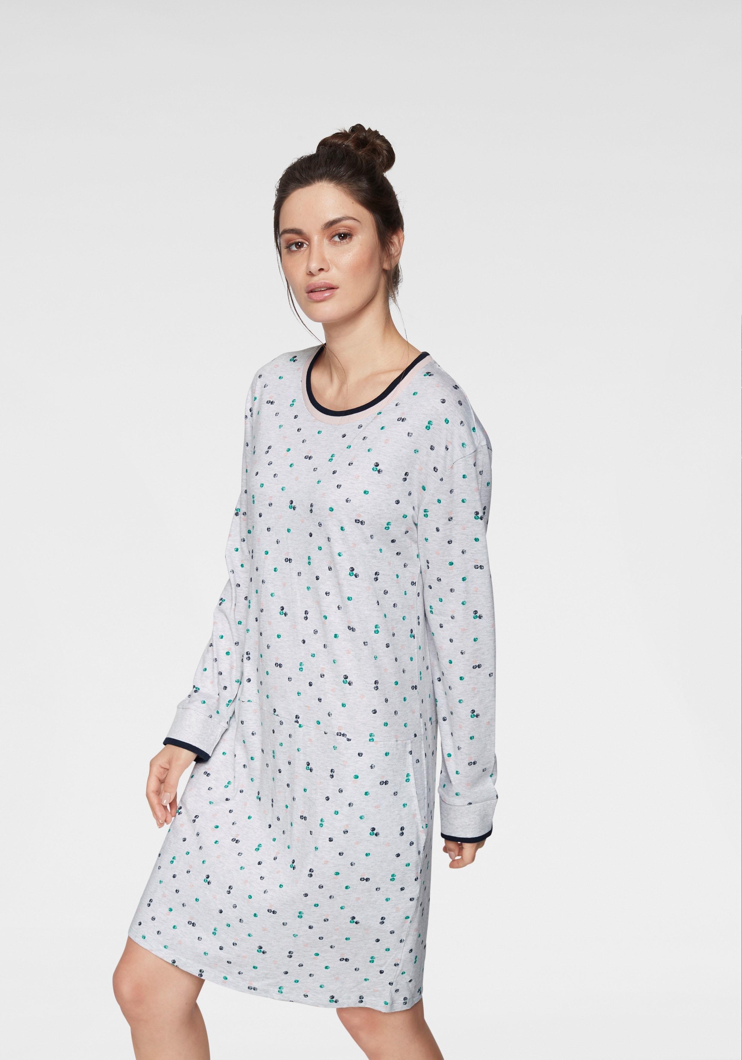Schiesser nachthemd - gratis ruilen op lascana.nl