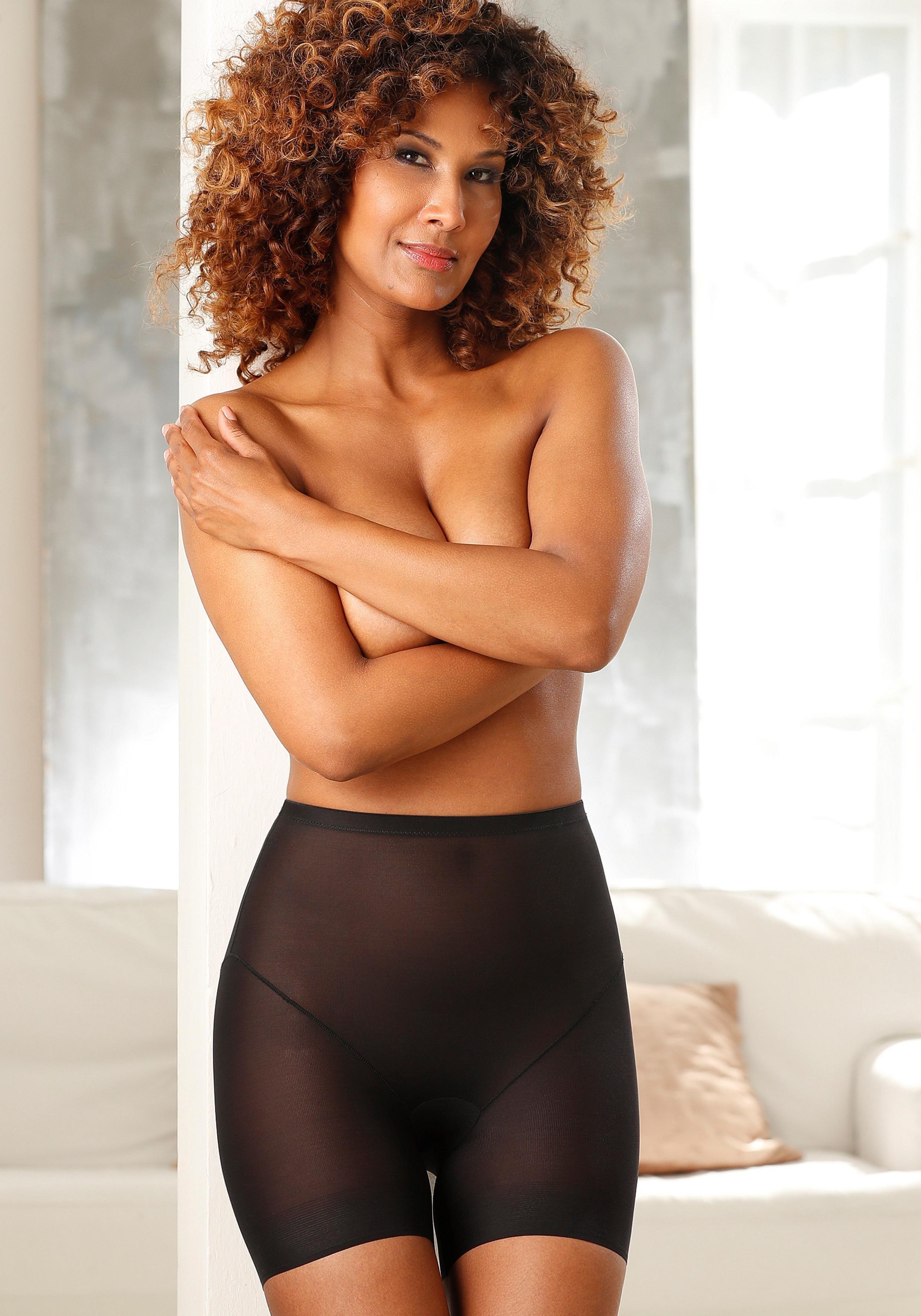 Magic Body Fashion shapingbroek Lite short van ultralicht materiaal bij Lascana online kopen