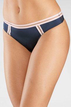 s.oliver red label beachwear string blauw