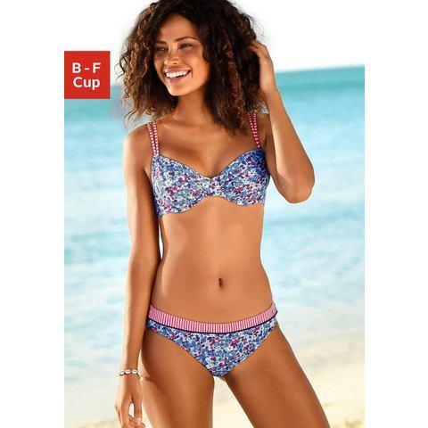 s.Oliver Beachwear bikinitop met beugels Jill