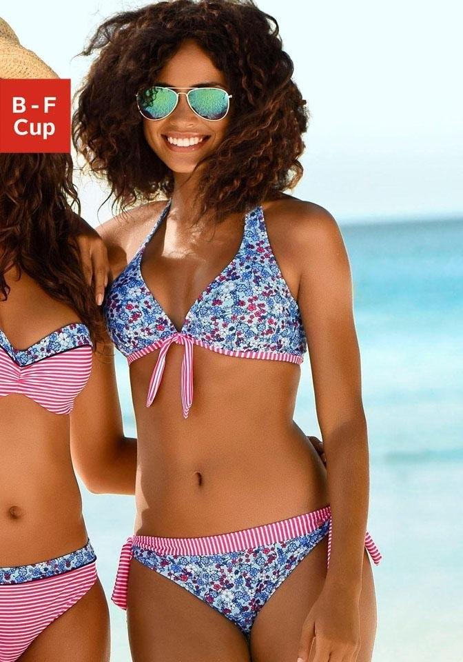 Op zoek naar een s.Oliver RED LABEL Beachwear bikinitop met beugels Jill met patroonmix? Koop online bij Lascana