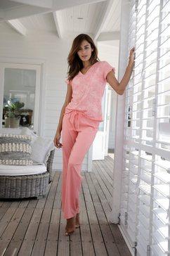 vivance dreams pyjama oranje