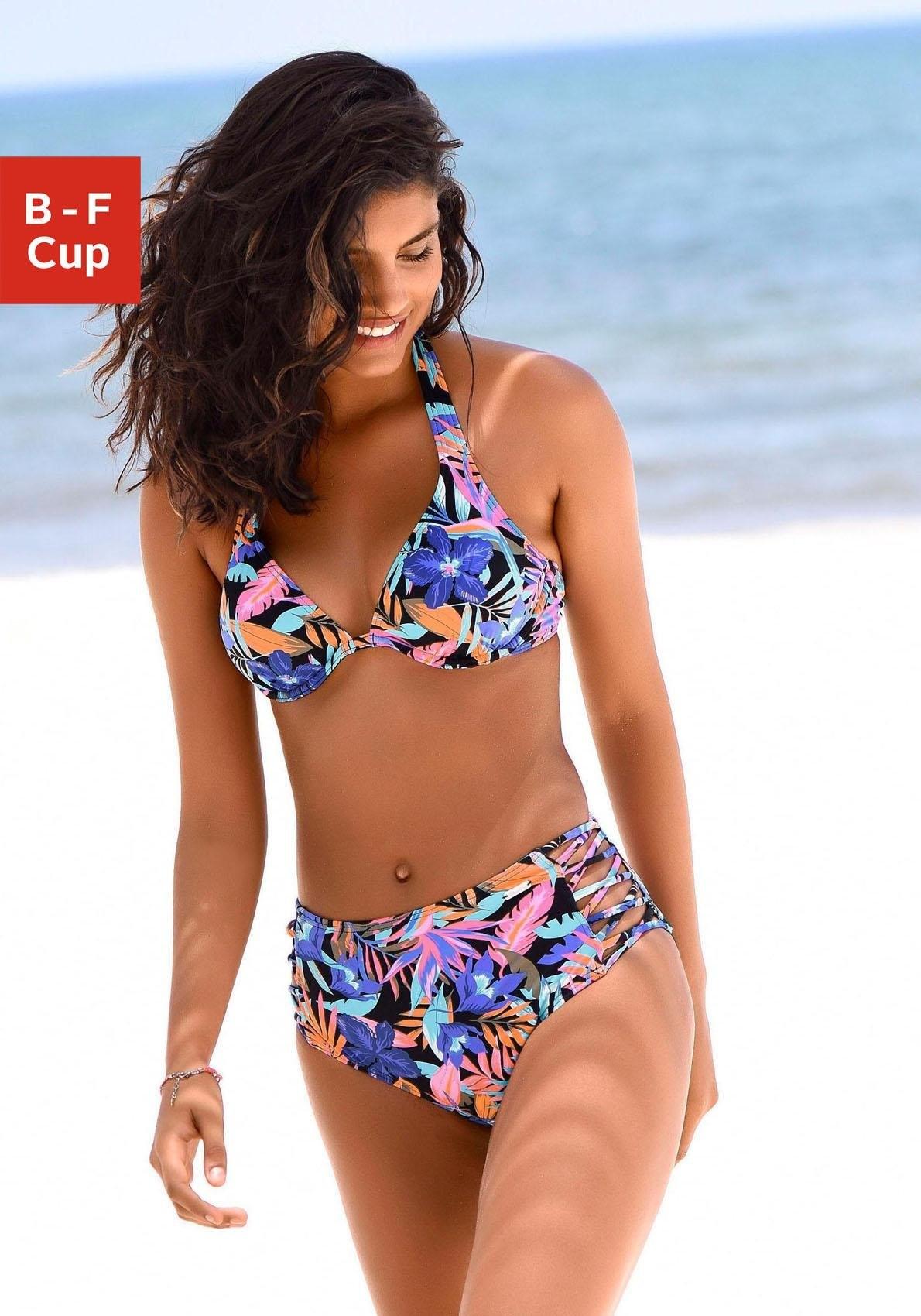 Bench. bikinitop met beugels »Pitch« nu online bestellen
