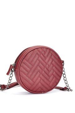 lascana ronde minibag rood