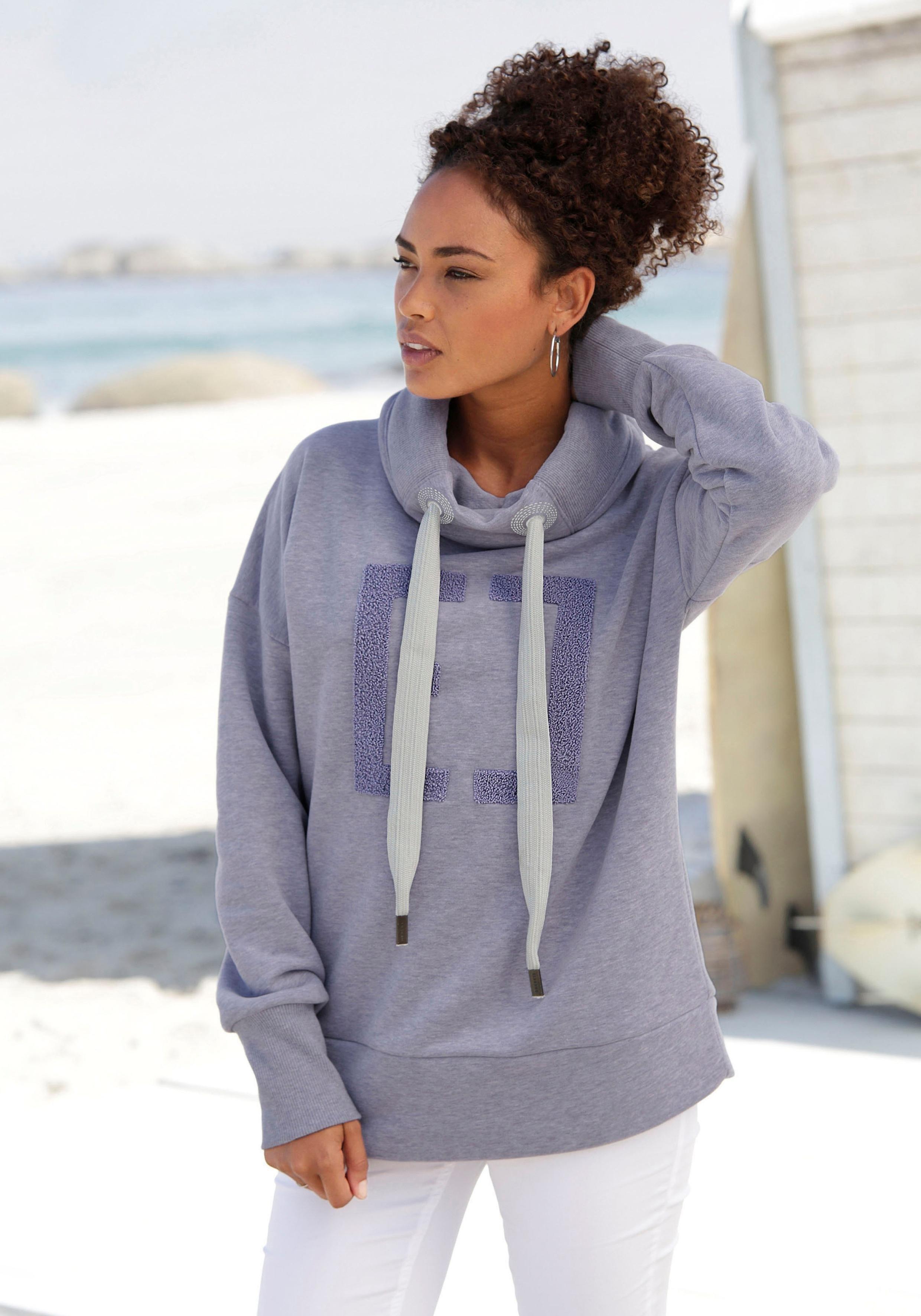 Elbsand sweatshirt »Kria« voordelig en veilig online kopen