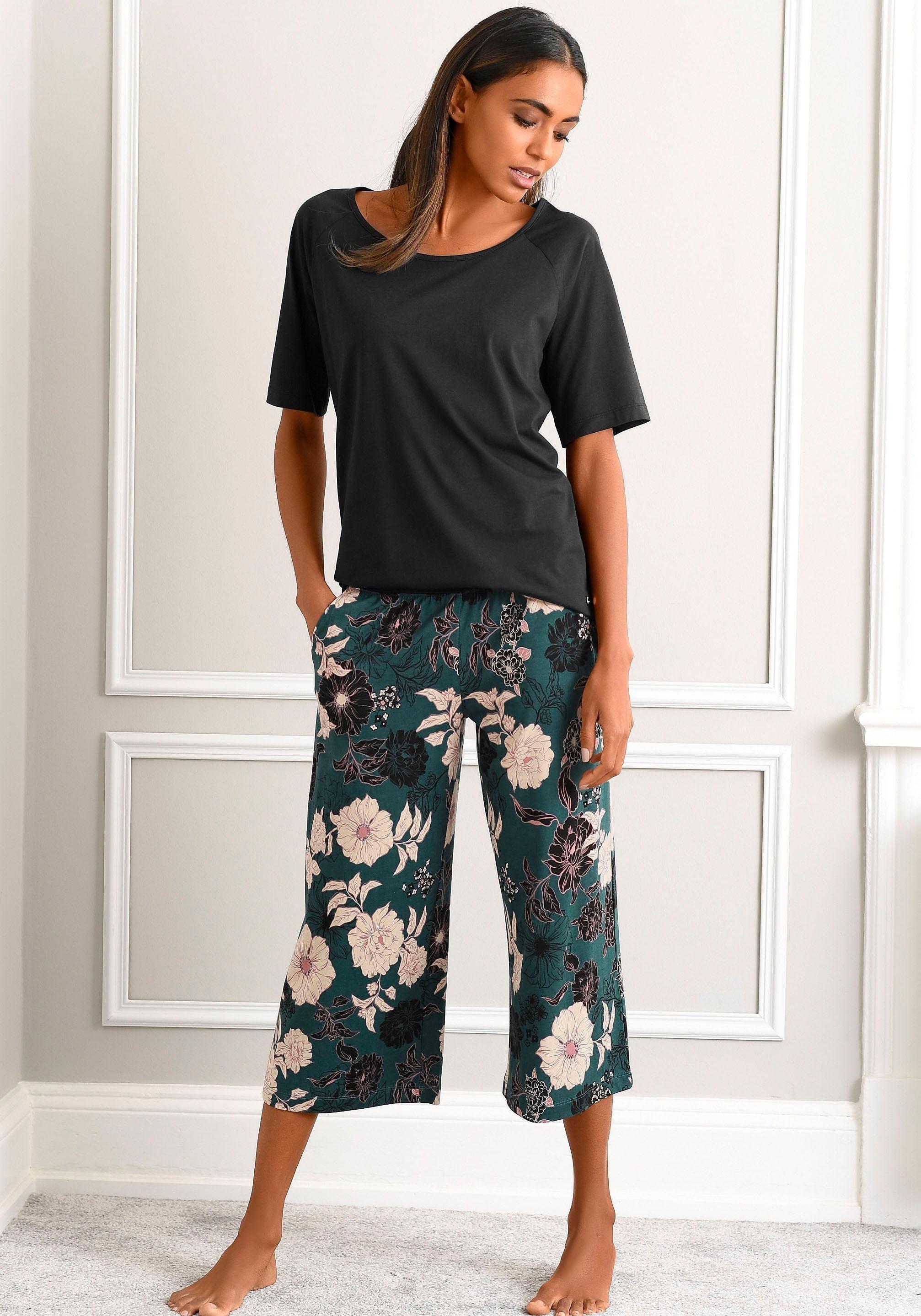 S.oliver Bodywear capripyjama nu online bestellen