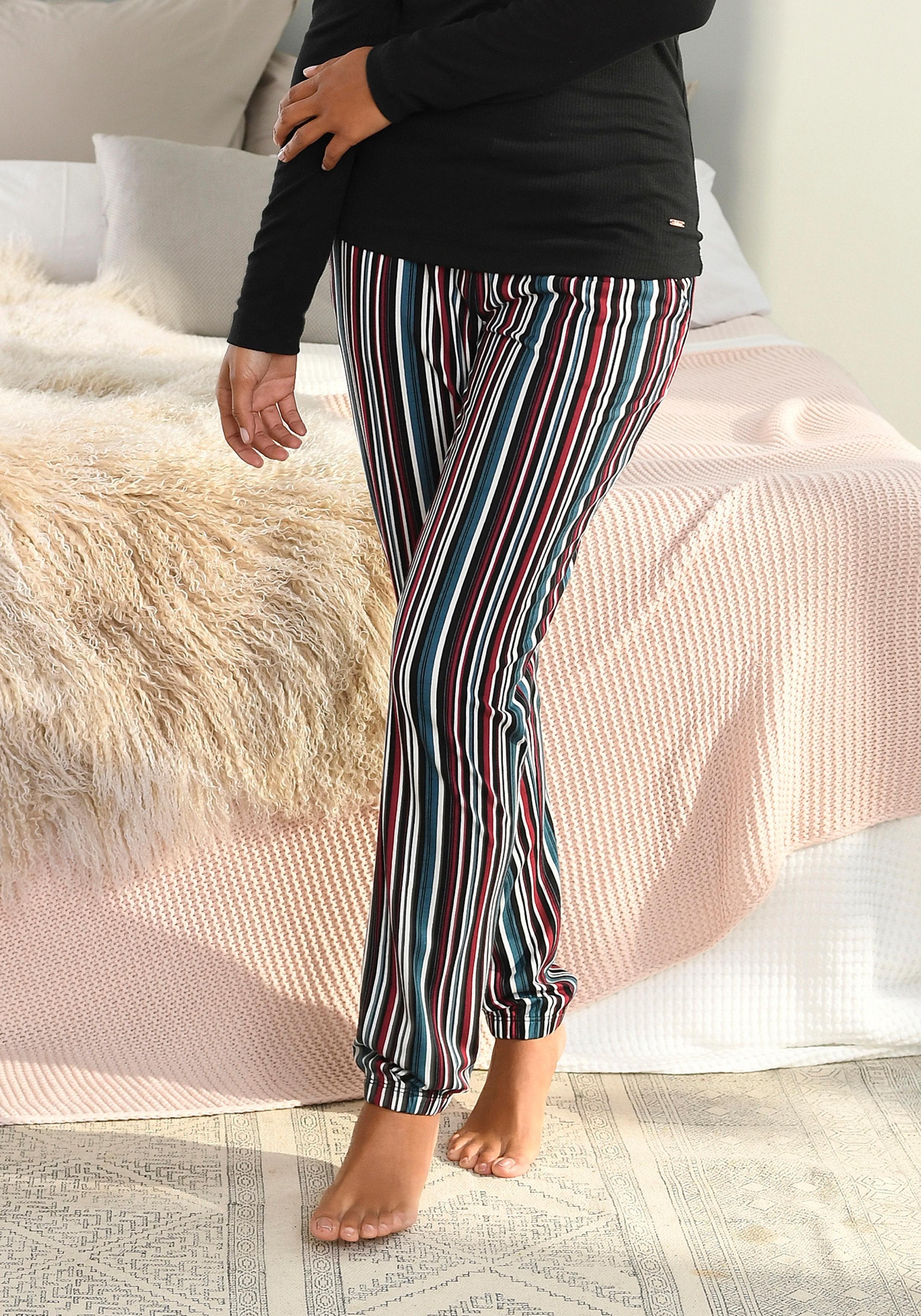 S.oliver Bodywear pyjamabroek nu online kopen bij Lascana