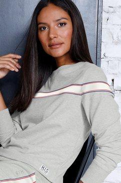 h.i.s sweatshirt grijs